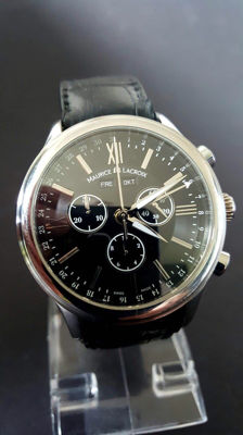 Maurice la Croix - day/date/month men's chronograph