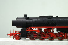 Liliput H0 - L104201 - Steam locomotive with tender Series BR 42 of the DB