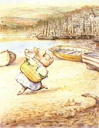 Beatrix Potter - The Tale of Little Pig Robinson - 1930