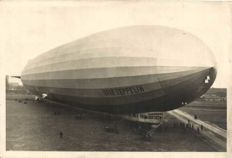 Aviation - Zeppelins and balloon ride 20 x