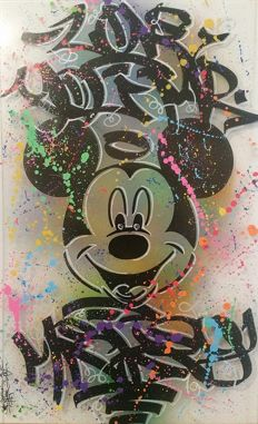 TOPHE - Love You Mr. Mickey