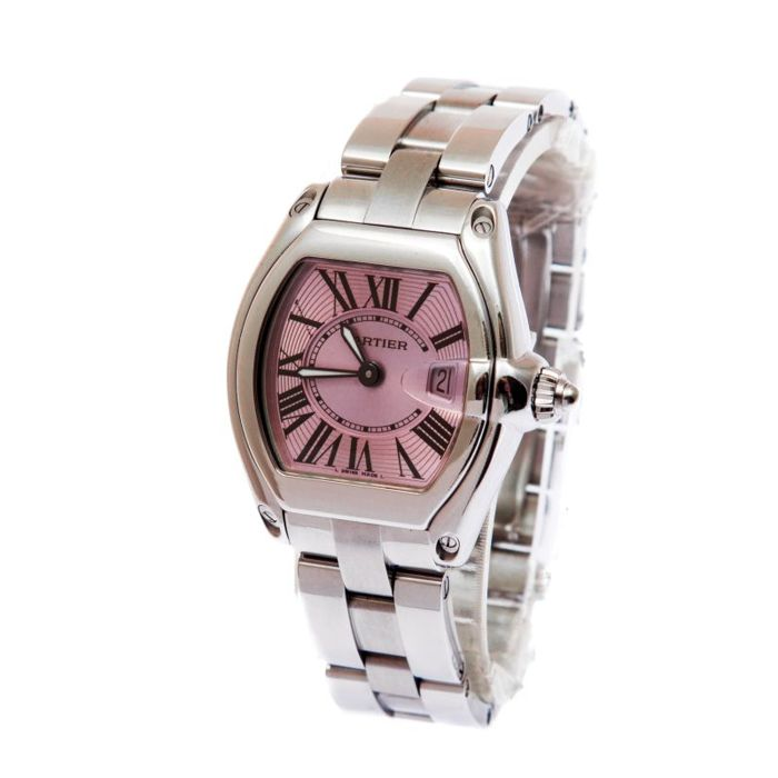 Cartier -  Roadster steel - 2675 - Women - 2011-present