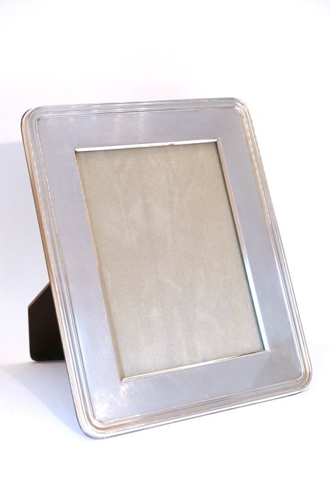Picture frame, Fleuron-Christofle, France, circa 1980
