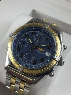 Breitling Chronomat Vitesse two-tone chronograph automatic reference: B13050.1 - men's watch
