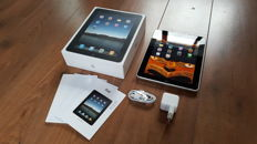 Apple iPad 1, 64GB with 3G! (A1337) with original box, brandnew chargercable, etc.