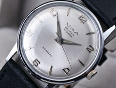 VIRA GENEVE - classis Swiss mens wristwatch - from '60s
