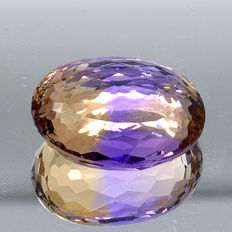 Ametrine - 14.46 ct - No Reserve Price