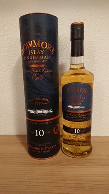 Bowmore Tempest batch 3