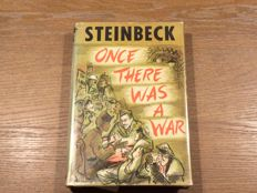 John Steinbeck - Once There was a war - 1958