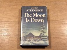 John Steinbeck - The Moon is Down - 1942
