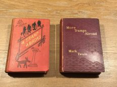 Mark Twain - A Tramp Abroad & More Tramps Abroad - 1881/1897