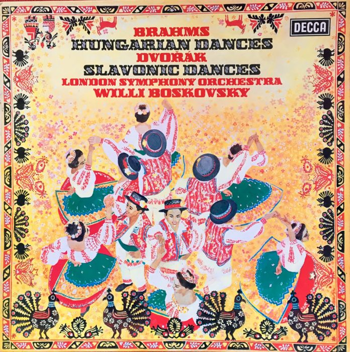 A Varied Lot of 18 Classical LPs Covering the 1950s to the 1980s