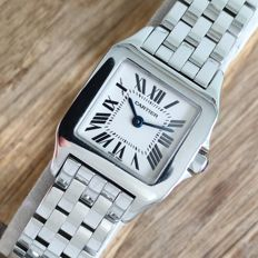 Cartier Santos Demoiselle Ref. 2698 - Ladies watch