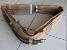 """US army 1943 original """"Life preserver belt"""" dated, complete, in perfect condition"""