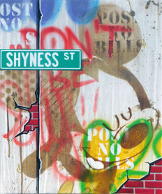 Benny The Kid - Shyness Street