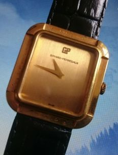 Girard-Perregaux - gold plated gents/unisex dress wristwatch c.1960s'
