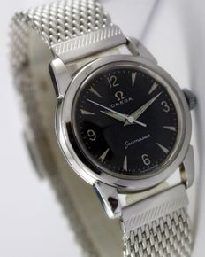 Omega Seamaster Manual Winding Men's Wrist Watch - Circa 1950s