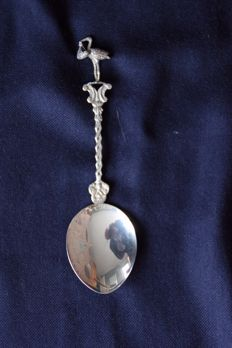 Silver Birth Spoon