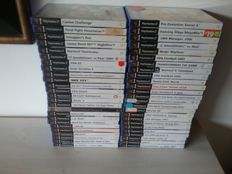 Lot of 50 ps2 games