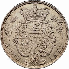 United Kingdom - Shilling 1821 George IV - silver