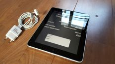 Apple iPad 1 (A1337), 32GB wifi + 3G! with charger, etc.