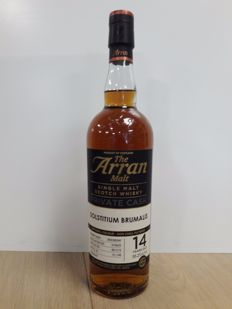 Arran Solstitium Brumalis 14 years old