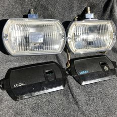Lucas FT/LR8 classic English spotlights/Rally lights; Rolls Royce, Jensen, Jaguar, Aston Martin