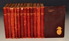 William Shakespeare - Shakspere's Works - 12 volumes - 1888/1889