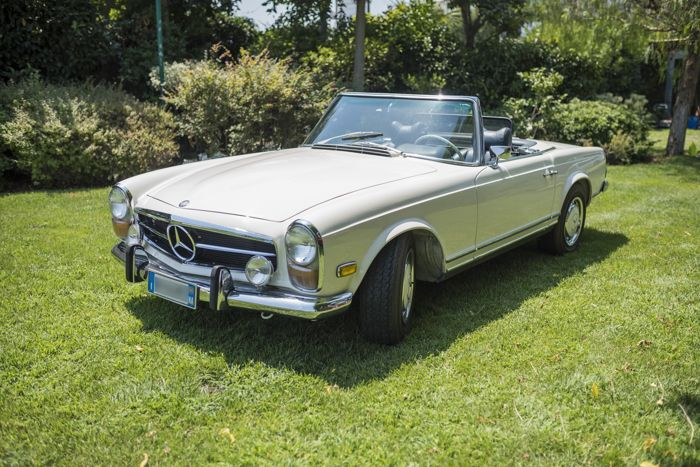 Mercedes-Benz - 280 SL - 1971