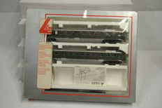 Lima H0 - 149731 - trainset Mat 46 Muizekop silver belly of the NS.