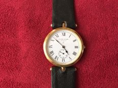 Favre-Leuba -- Women's wristwatch -- Gold-plated
