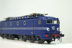 Electric train H0 - 2720 - Electric locomotive - NS Series 1300, number 1307 of the NS.