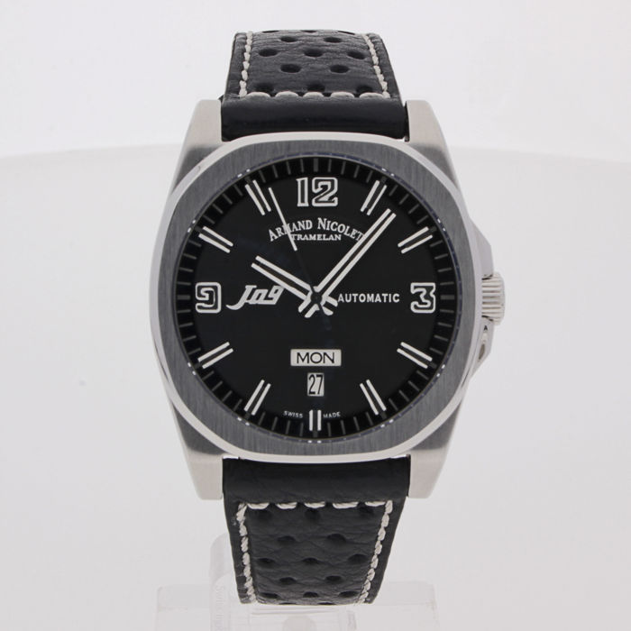 Armand Nicolet - JO9 Day/Date - 9650A-NR-P660NR2 - Heren - 2011-heden