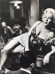 IUnknown/Kipa/Interpress/Kindermann - Marilyn Monroe - 'La rivière sans retour' (River Of No Return), 1954