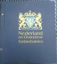 Netherlands and Overseas - Collection up to and including 1952 in Davo album