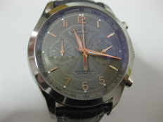 Armand Nicolet M02 chronograph Automatic 9744A-GS-P974GR2 - For men