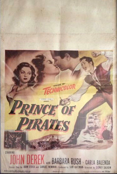 Anonymous - Prince of Pirates - 1953