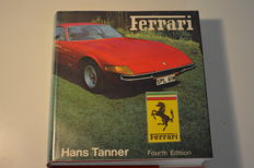 Ferrari - Hans Tanner Fourth Edition - English, 1974