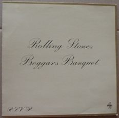 The Rolling Stones - 1.Sticky Fingers 2.Between the Button 3.'Get  yer ya-ya's out 4.Sucking in the Seventies 5.Beggars Banquet 6.Collector's only