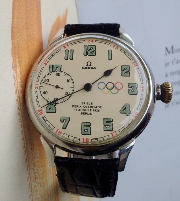 Omega Mariage - Olympic Games - Berlin 1936
