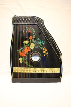 Jubel Tone Zither - made in germany - ca.1977