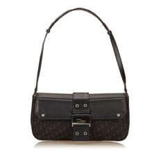 Dior - Jacquard Shoulder Bag