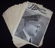 NSDAP; Illustrierter Beobachter - 20 issues - 1942 / 1943