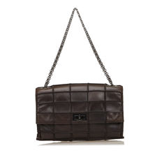 Chanel - Patchwork Classic Reissue Mademoiselle Lock Shoulder bag