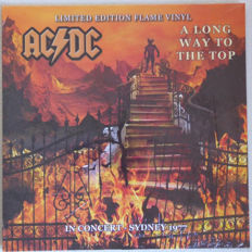 AC/DC collection ||5 LP's || Limited edition || Coloured vinyl