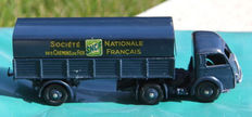 Dinky Toys-France - Scale 1/48 - Panhard Semi-Trailer SNCF No.32AB