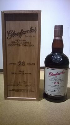 Glenfarclas 26 years old - 1989 Distillery Exclusive