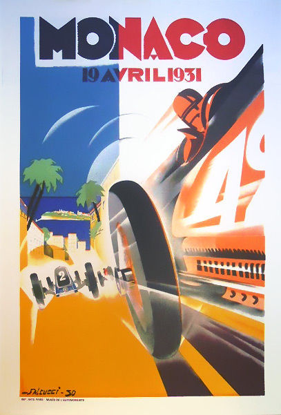 Falcucci - Grand prix Monaco (1931) - 1983