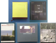 Lot of 5 European photobooks (Magnum publicatian, Belgian Documentary, Patrick Faigenbaum (2) and Amaury Da Cunha)