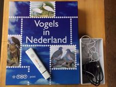 "The Netherlands 2012/2013 - ""Birds in The Netherlands"" complete in collection album with cassette"